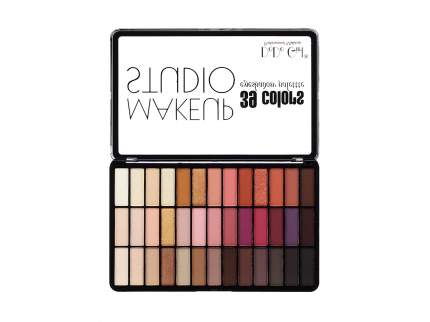Тени для век DoDo Girl Make Up Studio 39 colors 39 цветов