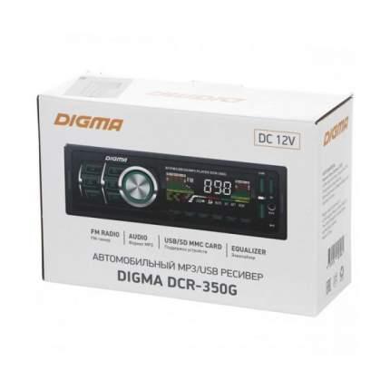Автомагнитола Digma DCR-350G