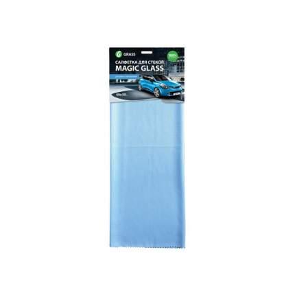 Салфетка Из Микрофибры Для Стекол Magic Glass (40*50см, 10шт) GraSS IT-0309