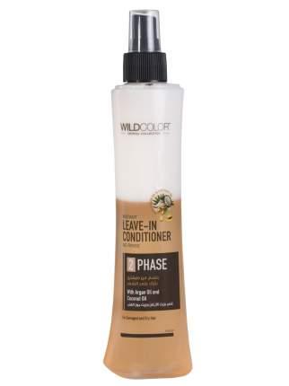Спрей-кондиционер WildColor для поврежденных волос с аргановым и кокосовым маслом 250 мл