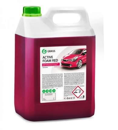 Активная Пена Active Foam Red 5.8кг (Красная Пена) GraSS 800002