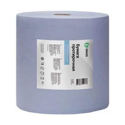 Бумага Промышленная Протирочная Grass (2 Слоя 1000 Отрывов 35x35 См) GraSS IT-0355