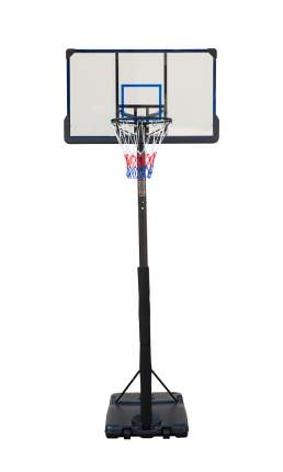Баскетбольная мобильная стойка DFC STAND48KLB 122x72см