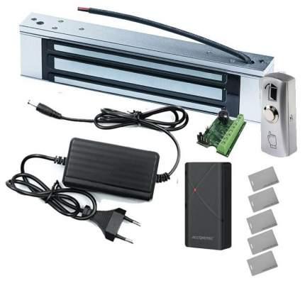 Комплект Accordtec СКУД с электромагнитным замком и картами доступа на 1 дверь
