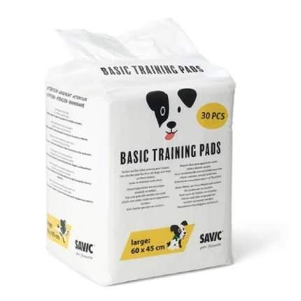 Подстилки-пеленки для собак Savic Puppy Pads Basic, впитывающие, 45х60 см, 30 шт