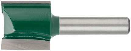 Фреза пазовая прямая с двойным лезвием 22х22х57мм FIT 3601-082222