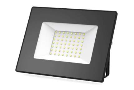 Прожектор Gauss Elementary светодиодный 50W(3510lm) IP65 6500K 6K 185x140x30 613100350P
