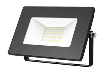 Прожектор Gauss Elementary светодиодный 30W(2100lm) IP65 6500K 6K 143x95x27 613100330P