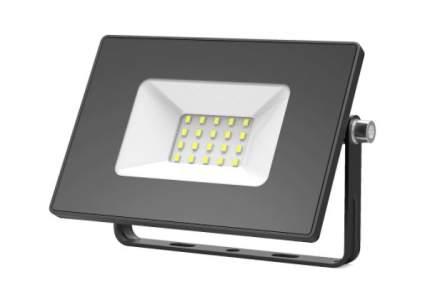 Прожектор Gauss Elementary светодиодный 20W(1320lm) IP65 6500K 6K 112x76x27 613100320P