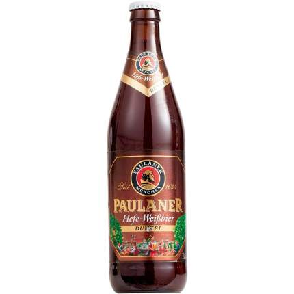Пиво ПАУЛАЙНЕР Дункель 5,3% 0,5л