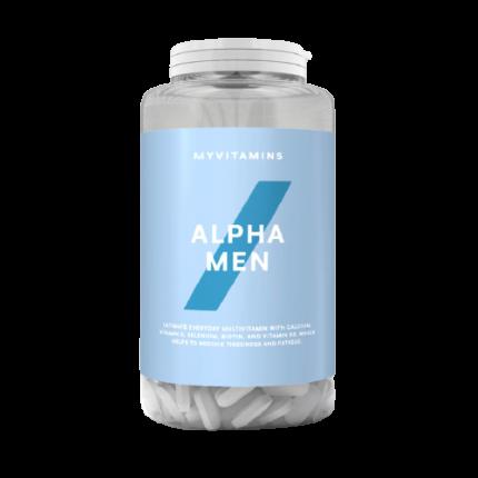 Myprotein Alpha Men Super Multi Vitamin, 120 таблеток