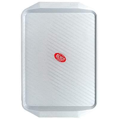 Поднос прямоугольный BORA Пластик Серый ПЛ-BO230с