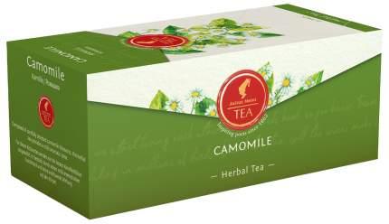 Чай травяной Julius Meinl Camomile, 25 пак.