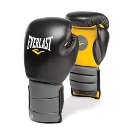 Everlast Лапы Everlast-Перчатки Everlast Catch & Release черно-серо-желтые