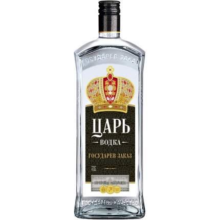 Водка ЦАРЬ 40% 0,5