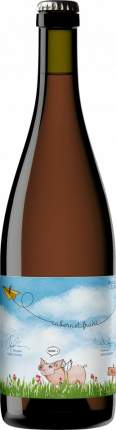 Вино АВТ. КАБЕРНЕ-ФРАН роз.сух.0,75