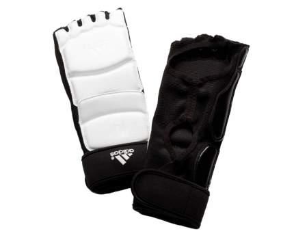 Adidas Защита стопы для тхэквондо adidas WtfFoot Socks белая