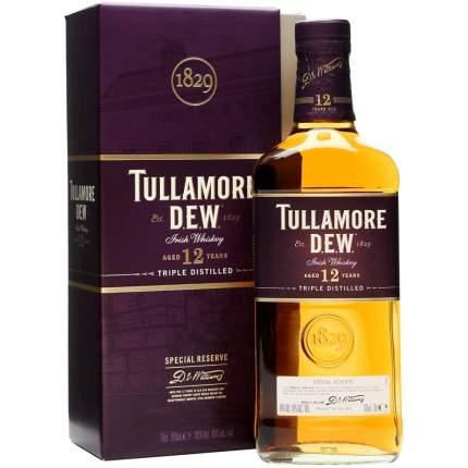 Виски Талмор Д.И.У 12 л 40% 0,7 п/у