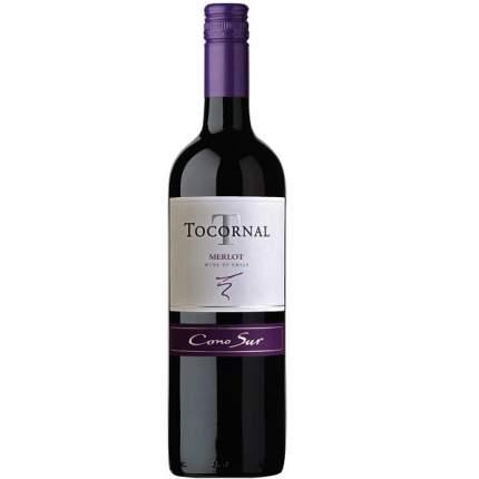 Вино Коно Сур Токорнал Мер кр п/сух 0.75