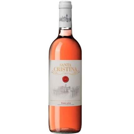 Вино Санта Кристина роз п/сух 11% 0,75
