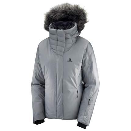Куртка Salomon Icehearty Jkt W, quiet shade, XS