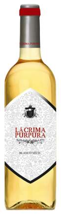 "Вино Лакрима Пурпура"" 0,75 сух бел"