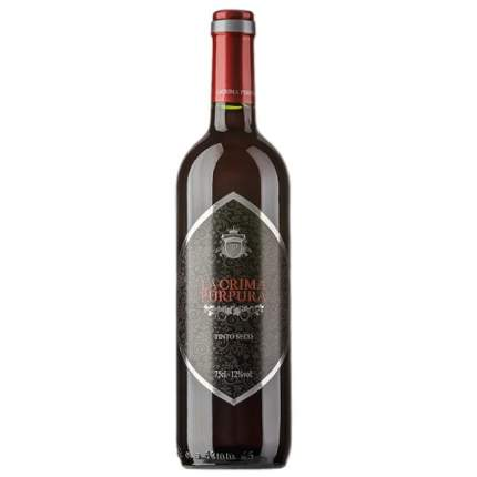 Вино Лакрима Пурпура п/сл кр 0,75