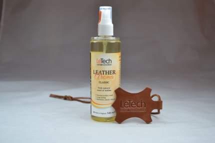 Интерьерные духи-спрей LeTech с запахом натуральной кожи (Leather Aroma Classic)