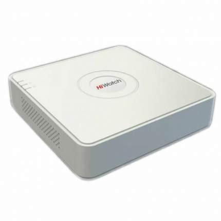 Регистратор HiWatch гибридный видеорегистратор DS-H204QA