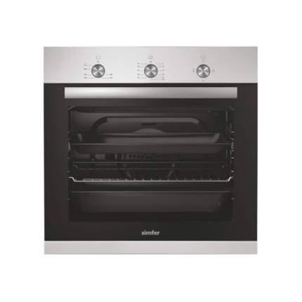 Встраиваемый газовый духовой шкаф Simfer B6GM12016