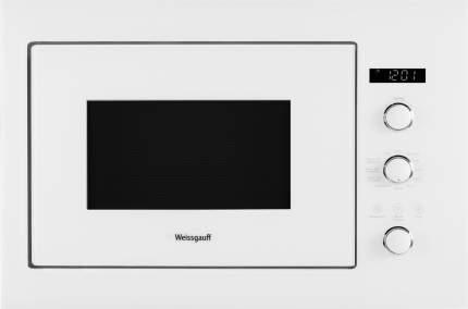 Встраиваемая микроволновая печь Weissgauff HMT-252 White