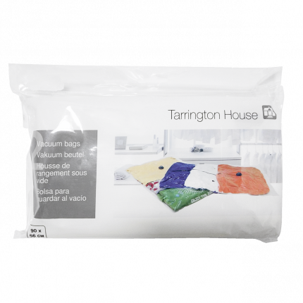 Набор вакуумных пакетов Tarrington House для хранения вещей 90 х 56 см