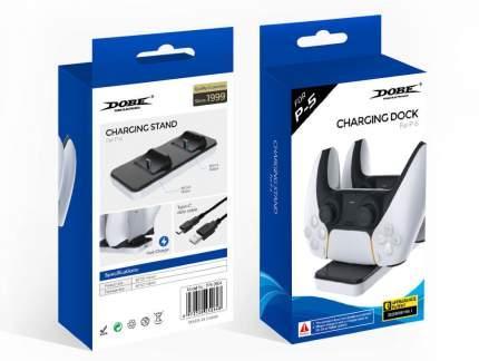 Зарядная станция DOBE Charging Dock для PS5 DualSense
