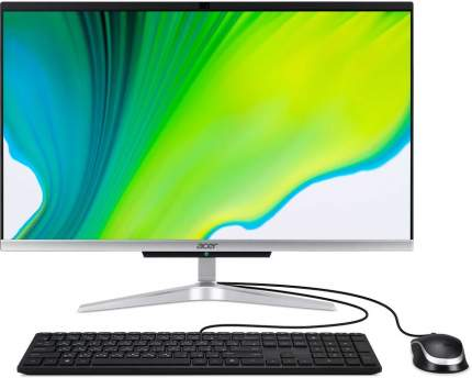 Моноблок Acer Aspire C24-420 Silver (DQ.BFXER.009)