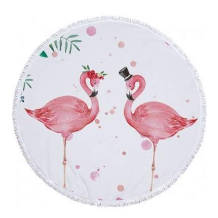 Коврик для пикника Baziator Beach Towel Фламинго Hello Summer BG0009A 150 см