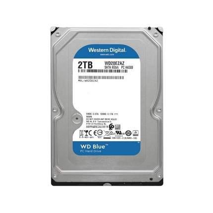 Внутренний жесткий диск Western Digital WD Blue 2TB (WD20EZAZ)