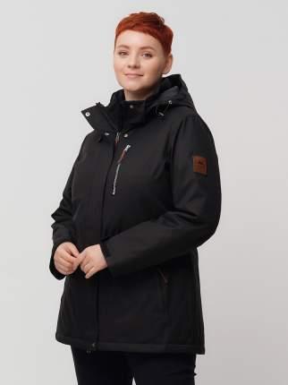 Куртка MTForce 2047, черная, 60 RU