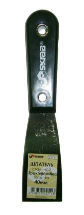 Шпатель 75мм стальной Skrab 25714