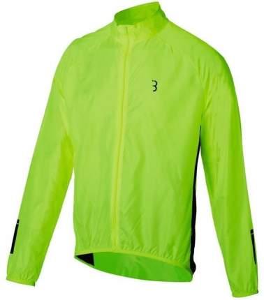 Велокуртка Bbb 2020 Jacks Neon Yellow (Us:l)