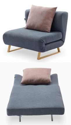 Кресло-кровать Rosy, синий/коралловый