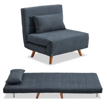 Кресло-кровать Flex, темно-синий