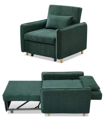 Кресло-кровать Arizona, темно-зеленый