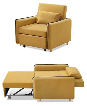 Кресло-кровать Arizona, желтый/графит