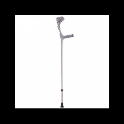 Костыль опорный локтевой, с защитным покрытием, с УПС (штырь) СТ-КЛ-03