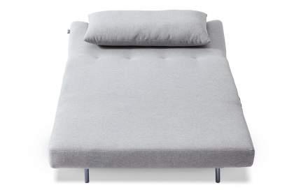 Диван-кровать Rosy 2-х местный, серый/без принта