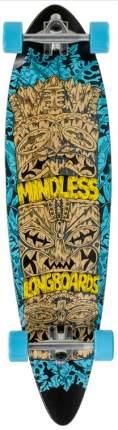 Лонгборд Mindless 2020 Tribal Rogue Iv Blue (Б/Р)