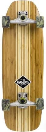 Лонгборд Mindless 2020 Surf Skate Bamboo Bamboo (Б/Р)