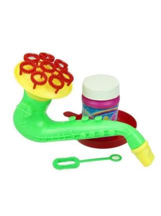 Набор для выдувания мыльных пузырей Дудочка Саксофон 101869