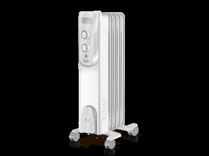 Масляный радиатор Ballu BOH/EX-05 белый