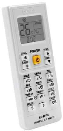 Пульт ДУ для кондиционера QUNDA KT-9018E (UNIVERSAL 4000 IN1)